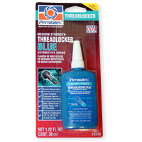 Permatex Medium Strength Threadlocker Blue