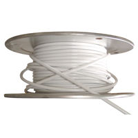life line wires, stainless steel vinyl coated cable