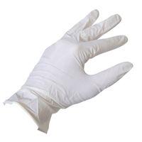 Ammex disposable latex exam gloves