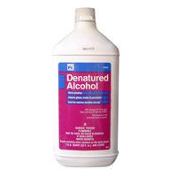 denatured alcohol solvent