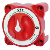 blue seas systems marine battery on/off switch 9003e