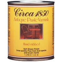 Circa 1850 Antique Paste Varnish
