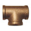 Tee Fittings - Bronze, NPT
