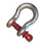 Galvanized Steel Anchor Shackles (domestic)