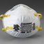 3M 8210 N95 NIOSH disposable particulate respirators