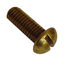 #6-32 Brass Machine Screws RH