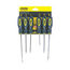 Stanley fluted screwdriver sets, 6 Piece Stanley Screwdriver Set