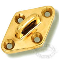 Bronze Diamond Pad Eye