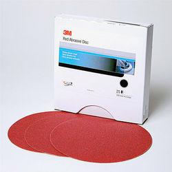 3M Red Abrasive Hookit Discs