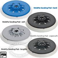 Festool 6 Inch Sander Accessories
