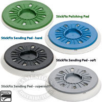 Festool 6 inch StickFix Rotex 150 FEQ Sanding Pads