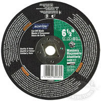 Norton Silicon Carbide Circular Saw Masonry Blades