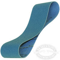 Norton Zirconia 30 in W x 75 in L Wide Cloth Belts