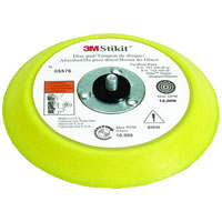 3M Stikit - 6 inche No-Hole Backup Pad