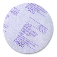 3M Stikit Finishing Film 260L Discs 6 Inch