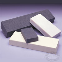 Norton India Single Grit Bench Oilstones