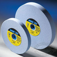 Norton 3X Ceramic Alumina I-Grade Bench & Pedestal Wheels