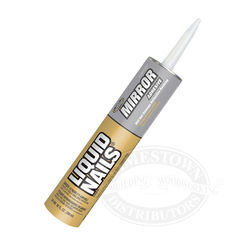 Liquid Nails Mirror Adhesive