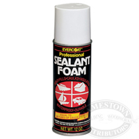 Evercoat Sealant and Spray Foam