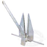 Danforth Hi-Tensile Anchors