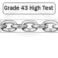 Acco Grade 40 High Test Anchor Chain
