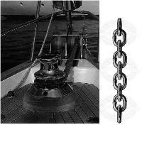 Acco BBB anchor windlass chain