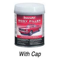 Bondo Lightweight Body Filler, bondo body filler