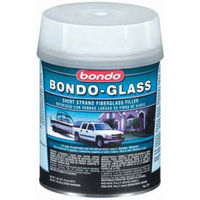 Bondo Glass Filler