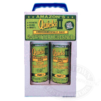Amazons Quicki II Two-Part Teak Cleaner