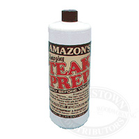 Amazons Teak Prep