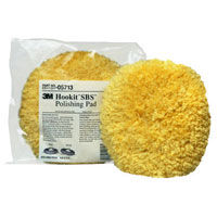 3M Hookit SBS 9 Inch Polishing Pad