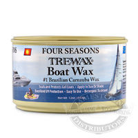 Trewax Four Seasons Boat Wax, paste boat wax