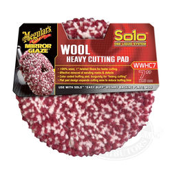Meguiars Wool 7 inch Cutting Pad