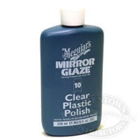 Meguiars Clear Plastic Polish #10