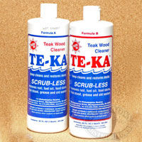 TE-KA Teak Wood Cleaner