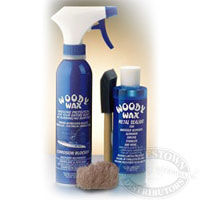 Woody Wax Corrosion Protection Restoration System Kit