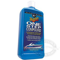 Meguiars One-Step Compound