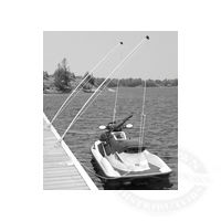 Dock Edge Howell Economy Mooring Whip