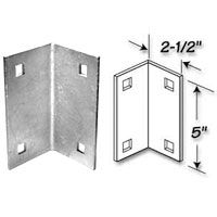 Dock Hardware Galvanized Angle