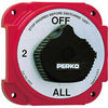 Perko Heavy Duty Battery Selector Switch With Field Disconnect