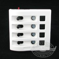Blue Sea Systems Weather Deck Circuit Breaker Panels