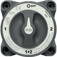 Blue Sea Systems HD Battery Switch 4 Selector