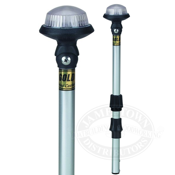 Perko Delta Series Universal Pole Lights