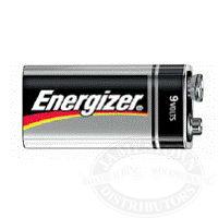 Energizer Alkaline 9 Volt Battery