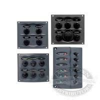 BEP Marine Spray Proof Switch Panels
