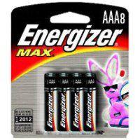 Energizer Max Series Alkaline Batteries