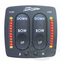 Bennett Trim Tabs Electronic Interface Control