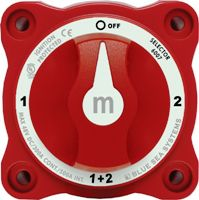 M-Series Battery Switch Selector