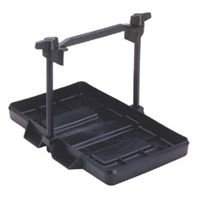 Attwood Battery hold downTrays, attwood battery trays