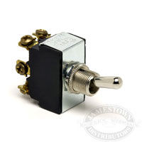 Heavy Duty Double Pole Toggle Switches